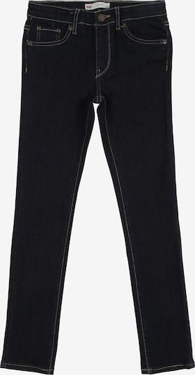 LEVI'S Jeans '711 Skinny Jean' in de kleur Blauw denim: Vooraanzicht