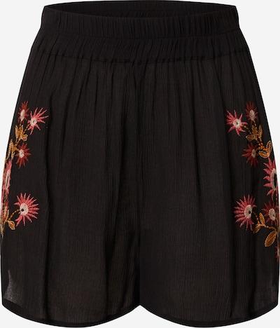 ABOUT YOU Pantalon 'Smilla' en noir, Vue avec produit