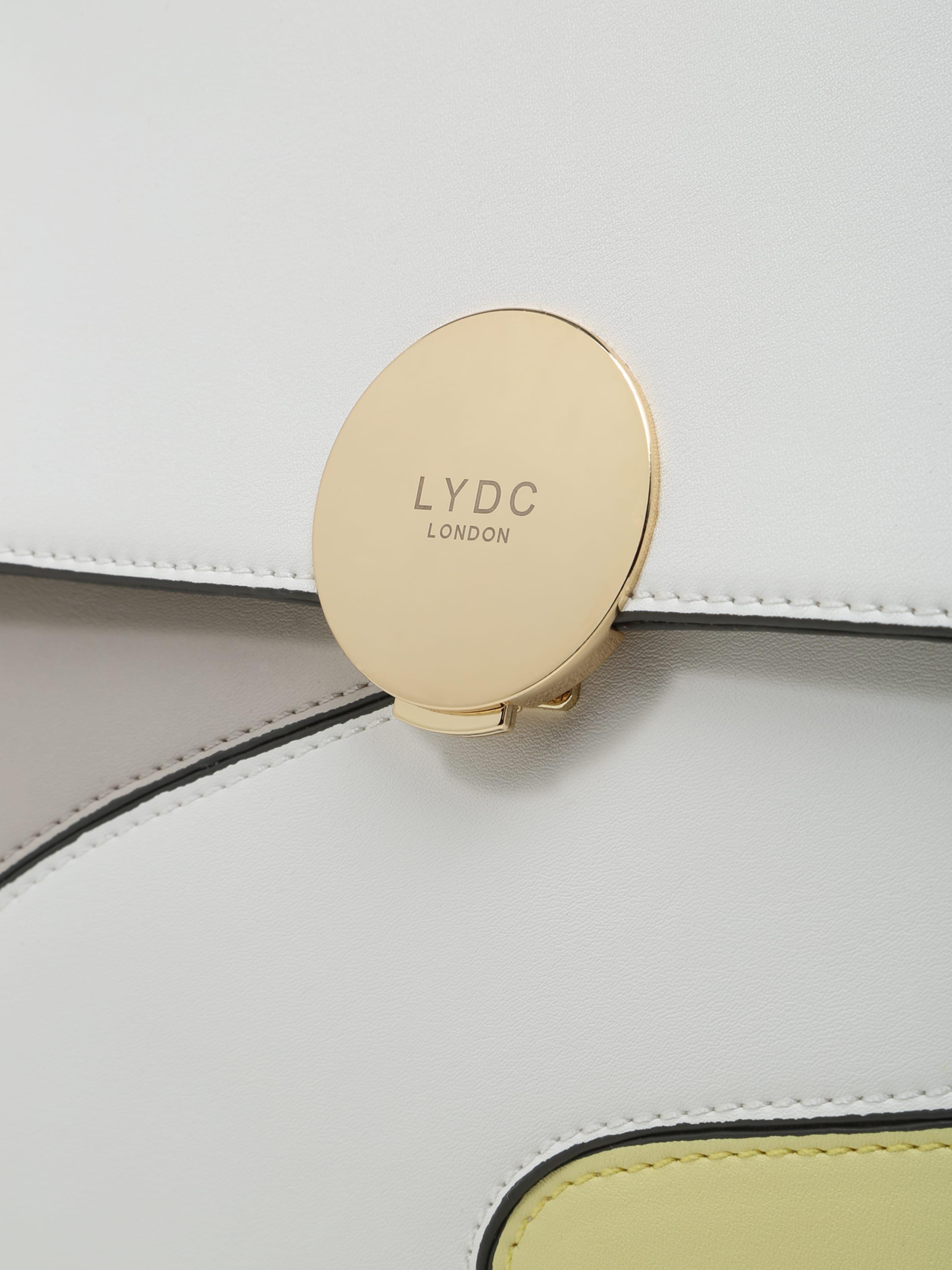 Günstige Online LYDC London Schultertasche mit Metallveschluss Anzuzeigen Günstigen Preis Freies Verschiffen Verkauf Online Online Zum Verkauf Zum Verkauf Preiswerten Realen cK2U8