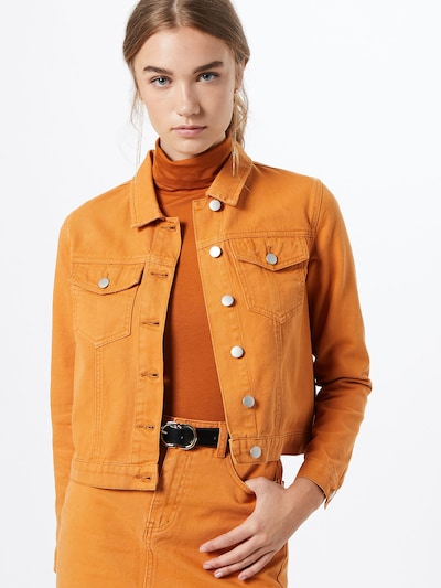 ABOUT YOU Jacke 'Ashley' in orange, Modelansicht