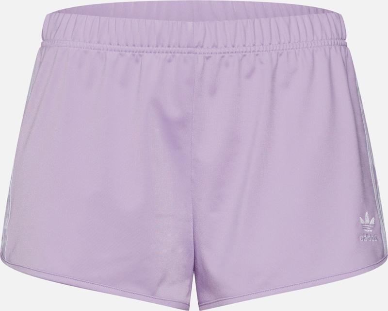 Pantalon Streifen' Originals En '3 Violet ClairBlanc Adidas xBedCor