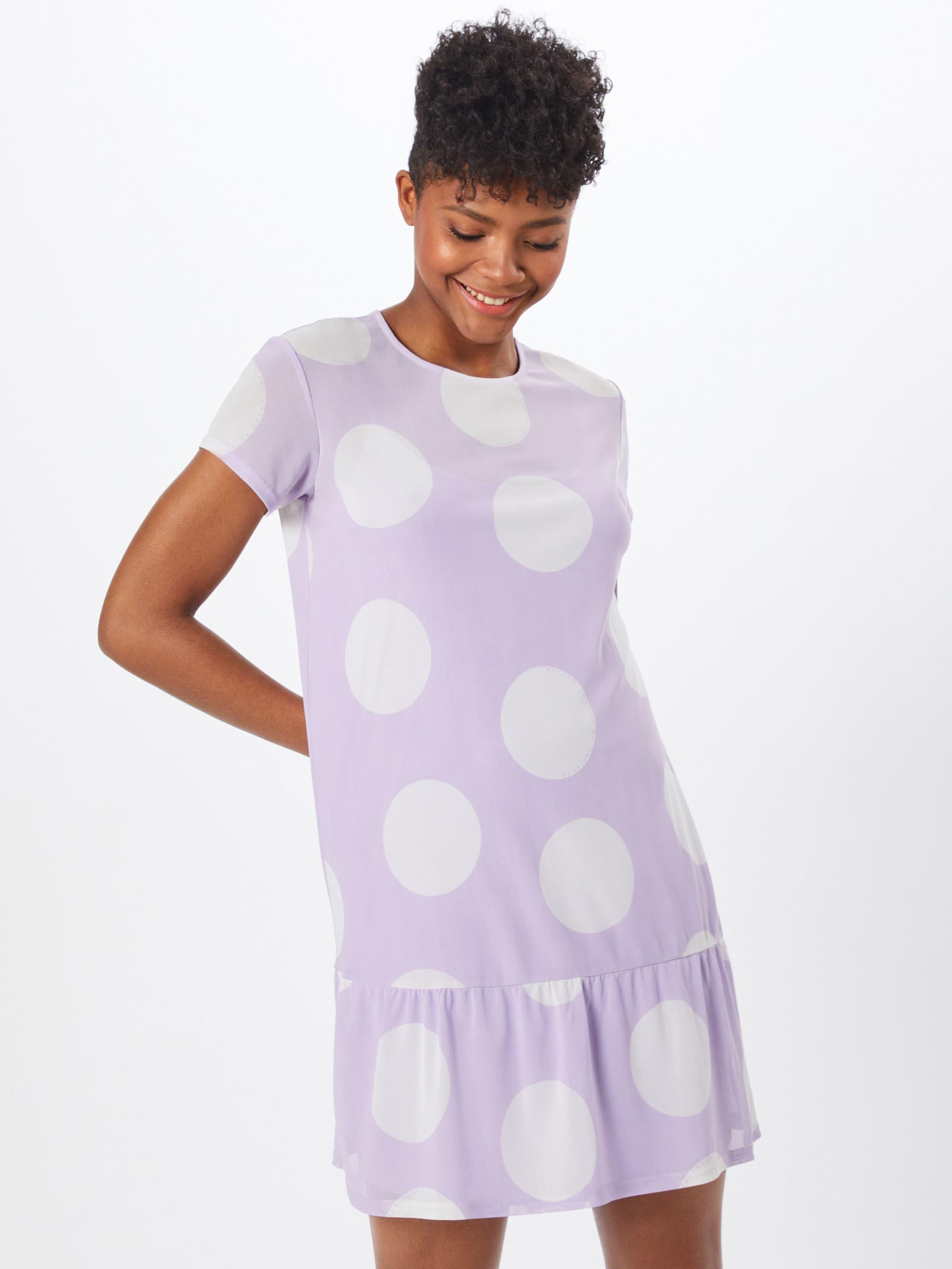 Dot Robe Dress kleid' En Violet PastelBlanc Review 'mesh D CxWBoder