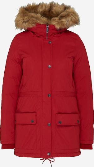 Schott NYC Winterjacke 'Lucia' in rot, Produktansicht