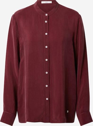 BRAX Bluza | karminsko rdeča barva: Frontalni pogled
