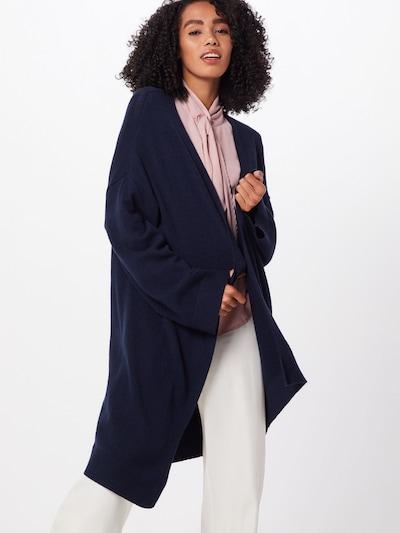 Cream Strickjacke 'Lucinda' in navy, Modelansicht