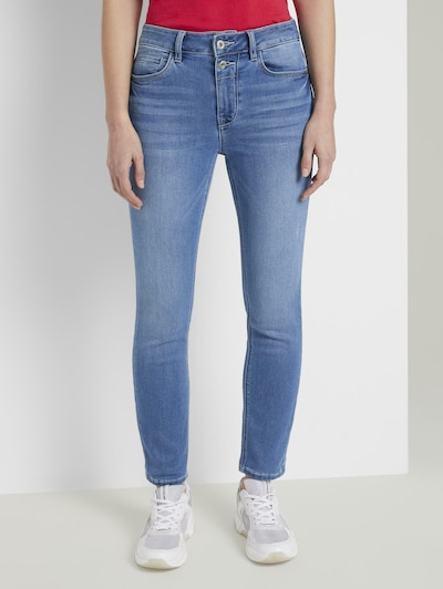 TOM TAILOR Jeans 'Kate' in blau, Modelansicht