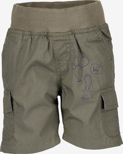 BLUE SEVEN Shorts in grün, Produktansicht