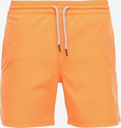 s.Oliver Badehose in orange: Frontalansicht