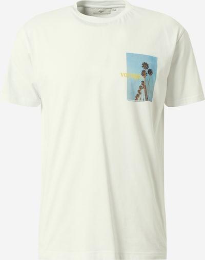 minimum Shirt 'Aarhus 6900' in weiß, Produktansicht