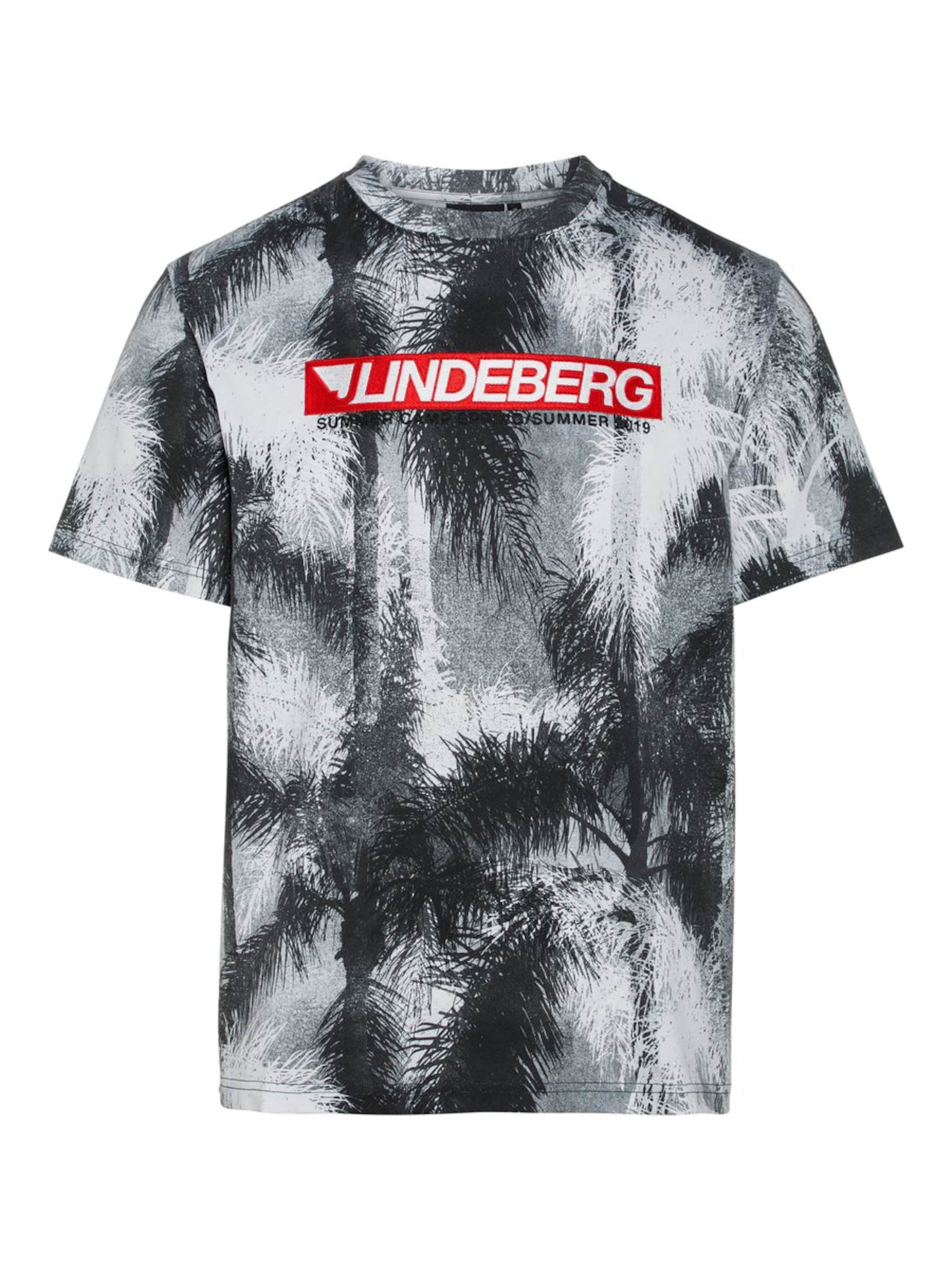 Distinct' lindeberg 'dale In T StoneRot J shirt Weiß H9WED2I