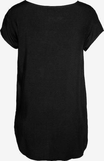 VERO MODA Koszulka 'Boca' w kolorze czarnym: Widok od tyłu