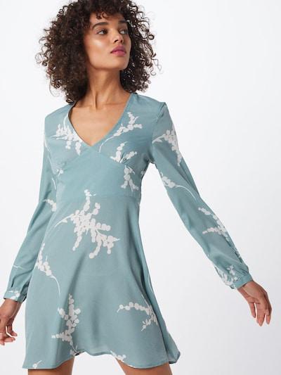 Missguided Kleid in mint: Frontalansicht
