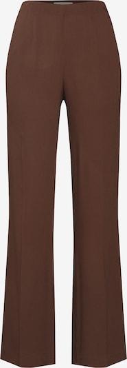 Kelnės 'Nouha' iš EDITED , spalva - ruda: Vaizdas iš priekio