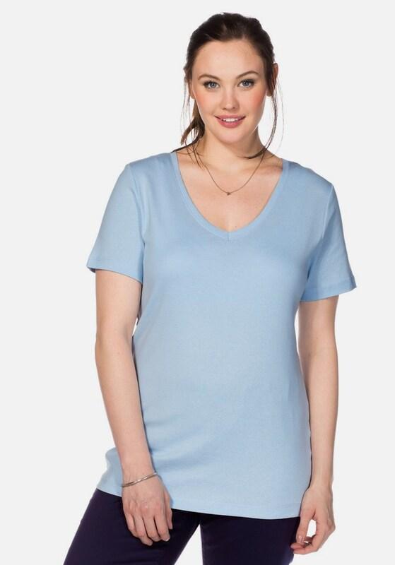sheego Basic Basic T-Shirt