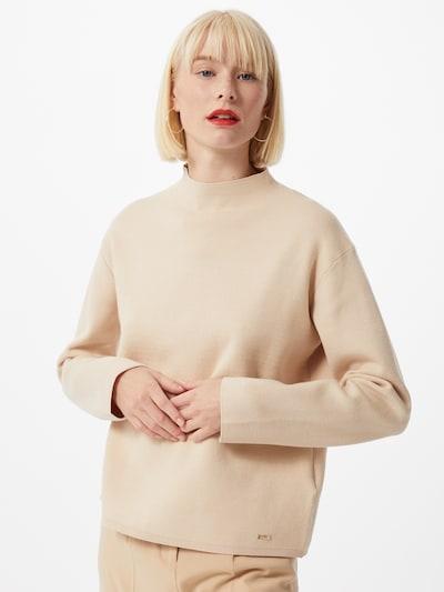 CINQUE Sweter 'NINA' w kolorze beżowym: Widok z przodu