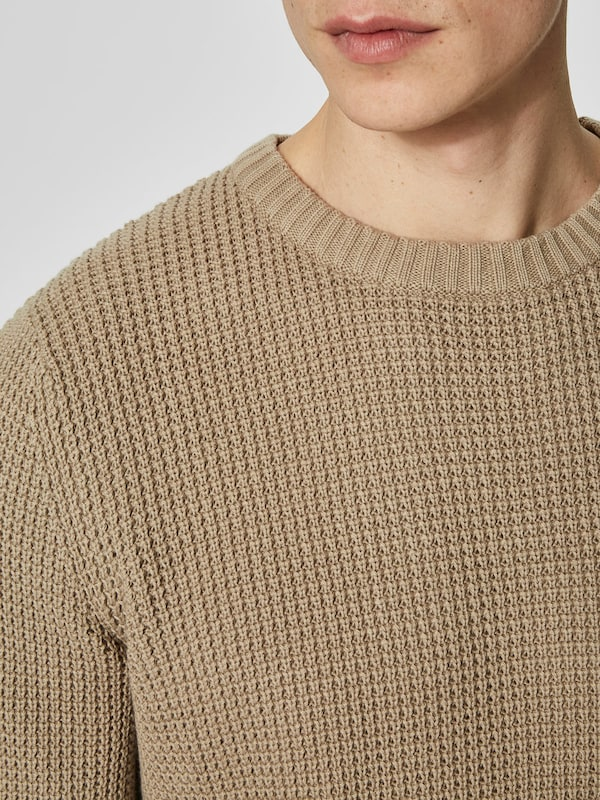 SELECTED HOMME Basic Strickpullover