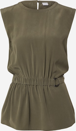 BOSS Top 'Chantisa' in khaki, Produktansicht