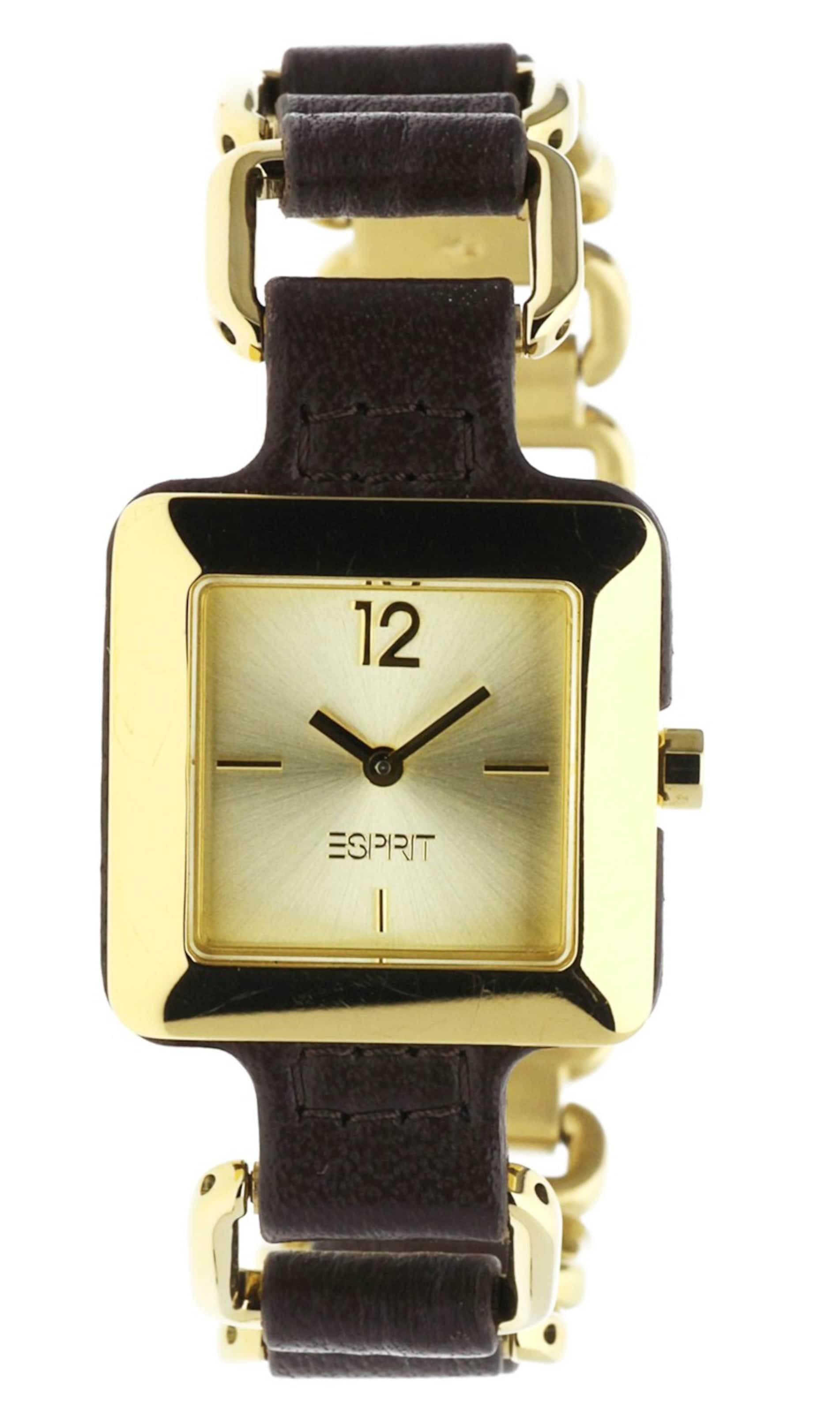 Spielraum Mit Paypal Steckdose Breite Palette Von ESPRIT Armbanduhr 'Puro' Rabatt-Codes Wirklich Billig PPFVBRQaH
