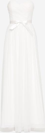 mascara Robe de soirée en blanc, Vue avec produit
