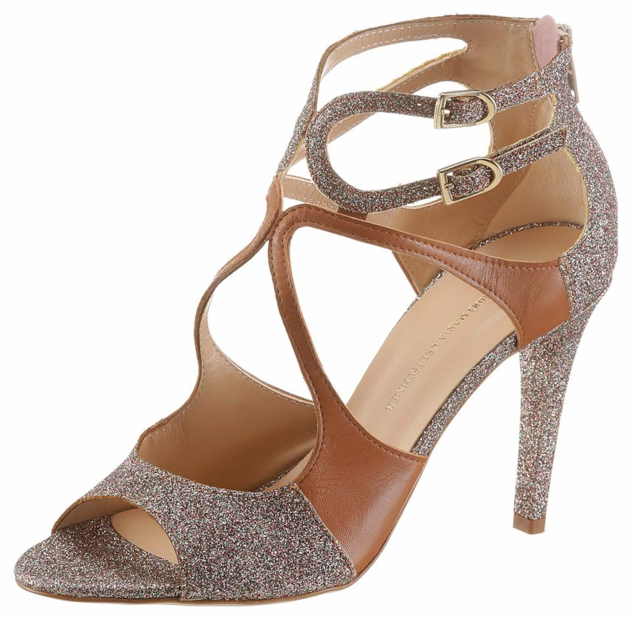 Haltbare Mode billige Schuhe Guido Maria Kretschmer | Riemchensandalette Schuhe Gut getragene Schuhe
