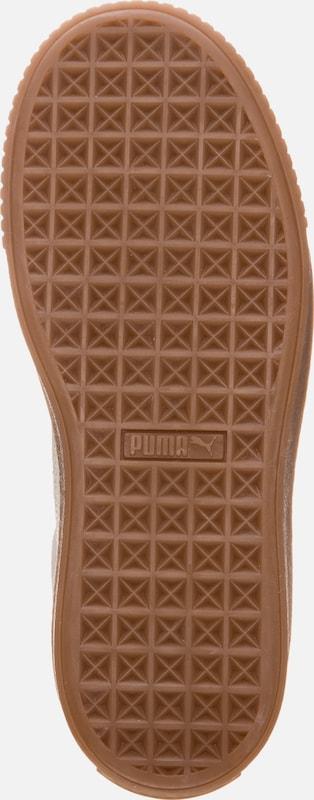 PUMA Sneaker  Suede Platform Bubble