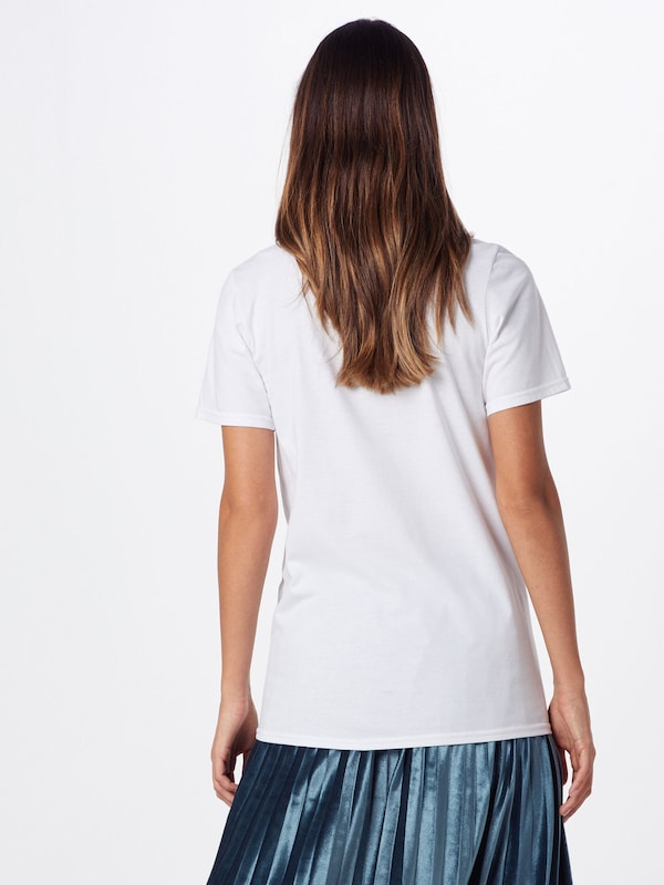 En Tshirt' T shirt T Missguided 'je Oversized Graphic Blanc Aime DHI9YWE2