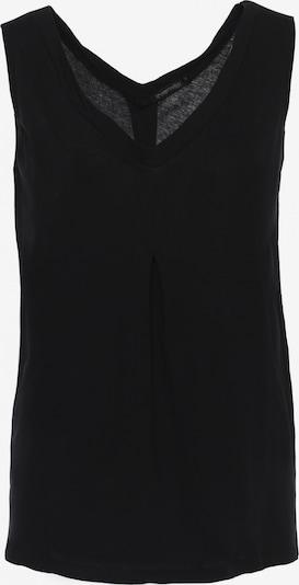trueprodigy Top 'Amanda' in schwarz, Produktansicht