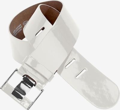 heine Gürtel in weiß, Produktansicht
