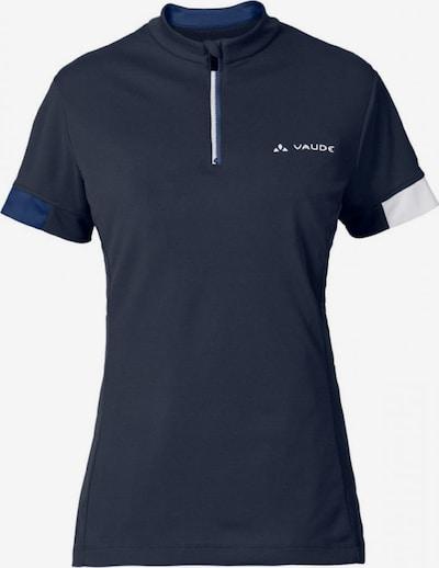 VAUDE Shirt in nachtblau, Produktansicht