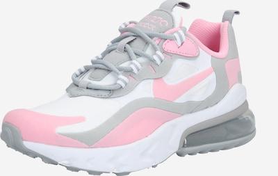 Nike Sportswear Sneaker 'Nike Air Max 270 React' in grau / pink / weiß, Produktansicht