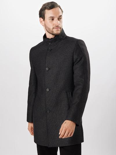CINQUE Płaszcz przejściowy 'OXFORD' w kolorze szary / antracytowym, Podgląd na modelu(-ce)