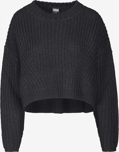 Urban Classics Pullover in schwarz, Produktansicht