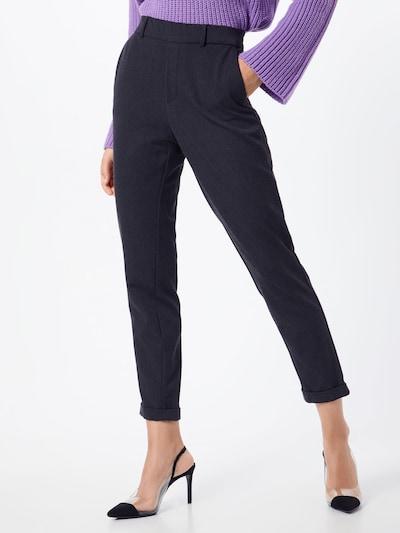 VERO MODA Kalhoty 'MAYA' - tmavě šedá, Model/ka