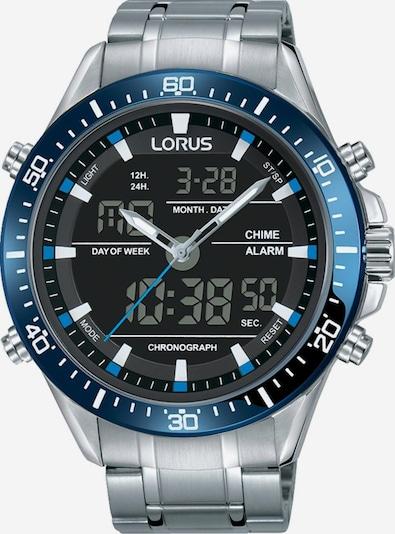 LORUS Uhr 'RW633AX9' in himmelblau / silber, Produktansicht