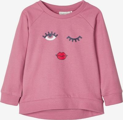 NAME IT Sweat-shirt en rose ancienne, Vue avec produit