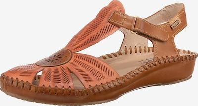 PIKOLINOS Klassische Sandalen 'P. Vallarta ' in beige / koralle, Produktansicht