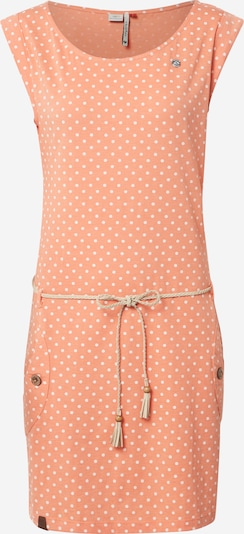 Ragwear Kleid in pfirsich, Produktansicht