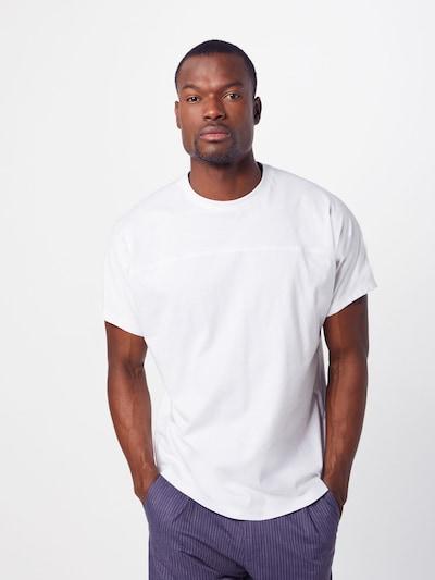 Urban Classics Shirt 'Batwing' in weiß, Modelansicht