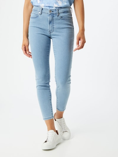 HUGO Jeans 'Charlie' in blue denim, Modelansicht