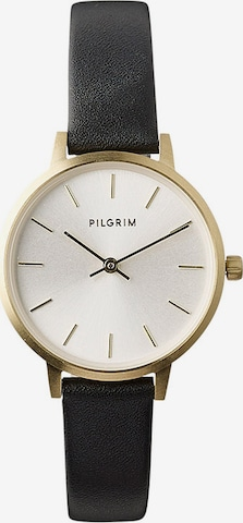 Montre à affichage analogique 'Nerine' Pilgrim en noir