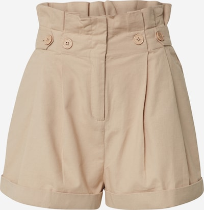EDITED Pantalon à pince 'Caryl' en beige, Vue avec produit