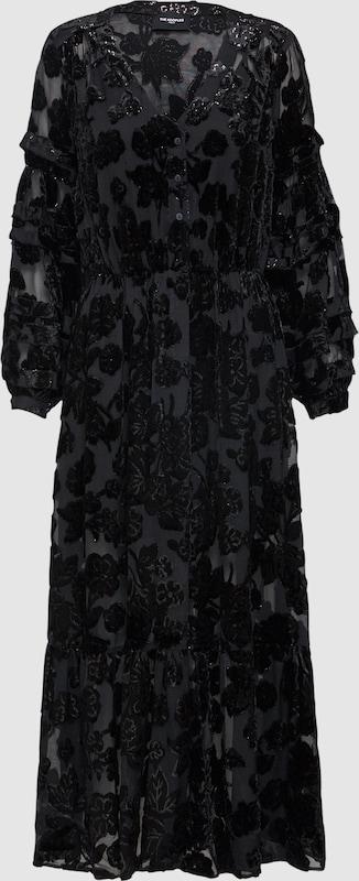The Kooples Abendkleid in schwarz  Neue Kleidung in dieser Saison