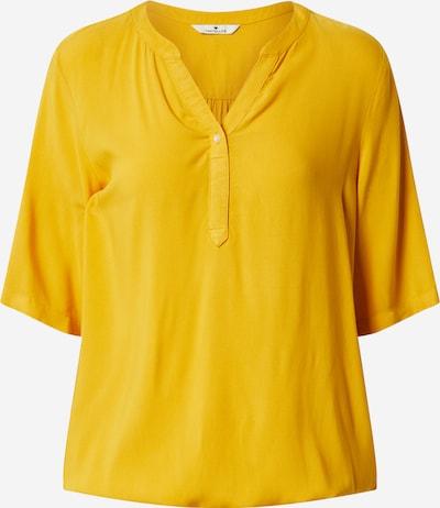 TOM TAILOR Blusenshirt in goldgelb, Produktansicht
