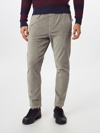 JACK & JONES Hose 'IVEGA' in grau, Modelansicht