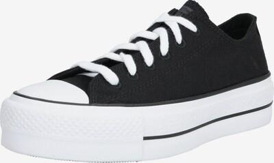 CONVERSE Sneaker 'Renew Canvas – Chuck Taylor Ox' in schwarz / weiß, Produktansicht