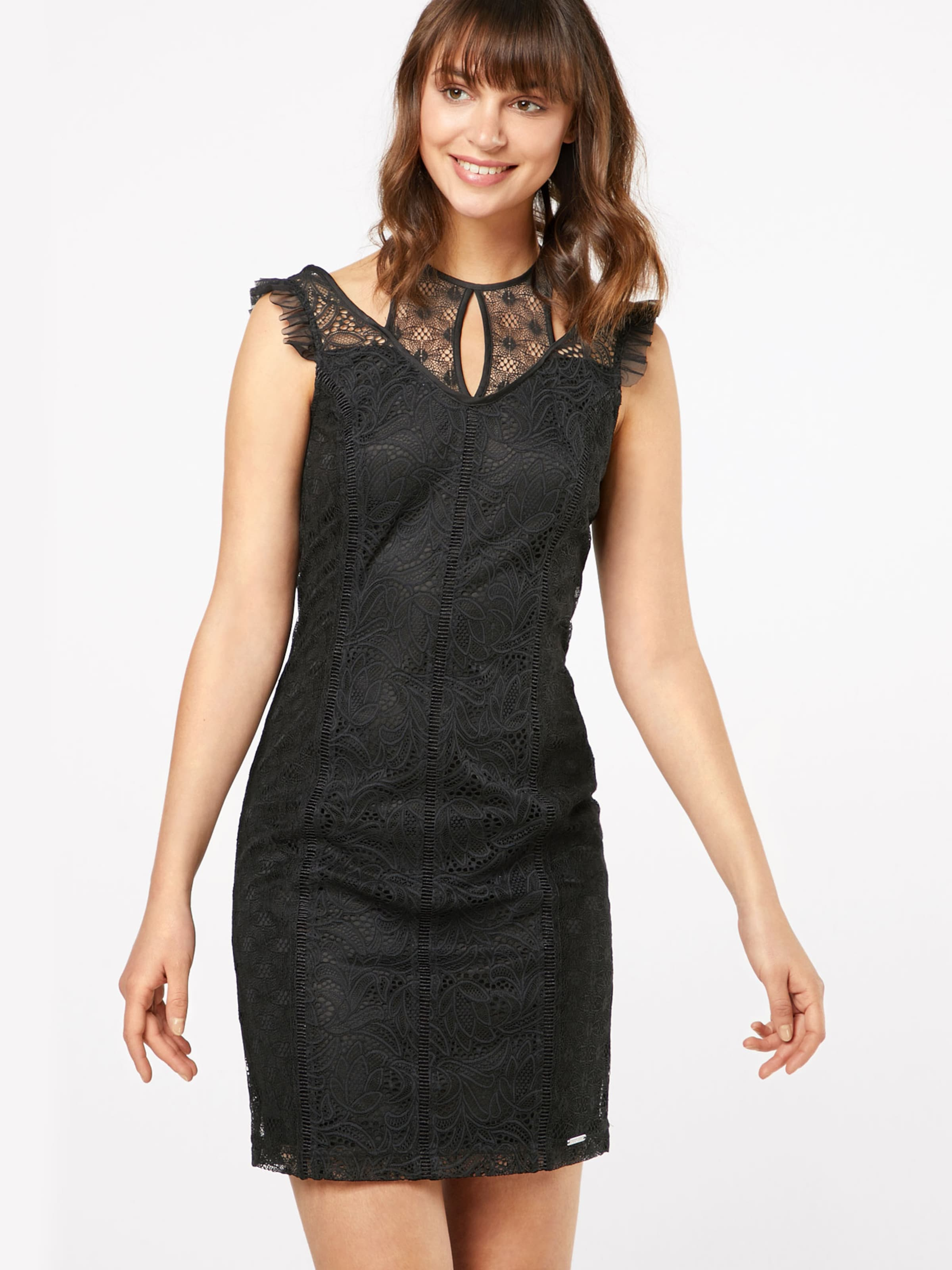 Footlocker Bilder Online GUESS Guess Spitzen-Kleid 'Vivian' Preise Im Netz Footaction Günstiger Preis ciGhpY