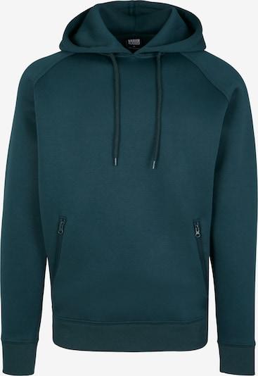 Urban Classics Sweatshirt in petrol, Produktansicht