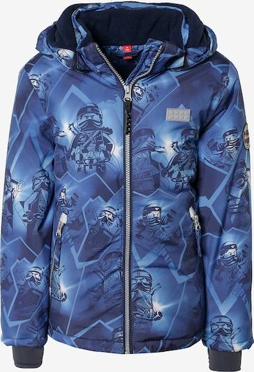 LEGO WEAR Winterjacke in blau / nachtblau, Produktansicht