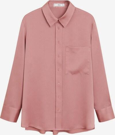 MANGO Hemd in rosé, Produktansicht