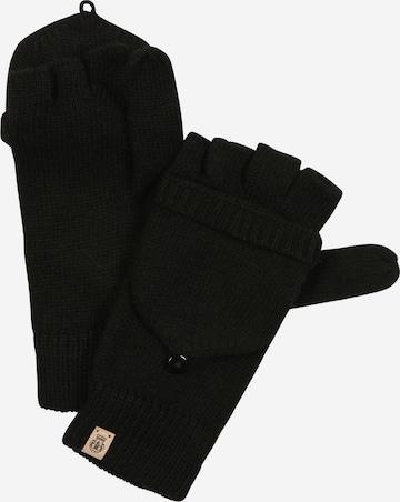 Roeckl Rövid ujjú kesztyű 'Essentials' - fekete